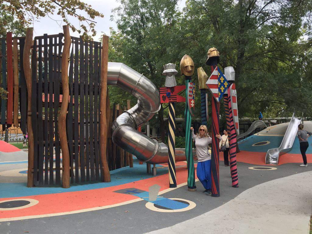 Székesfehérvár Koronás Park playground