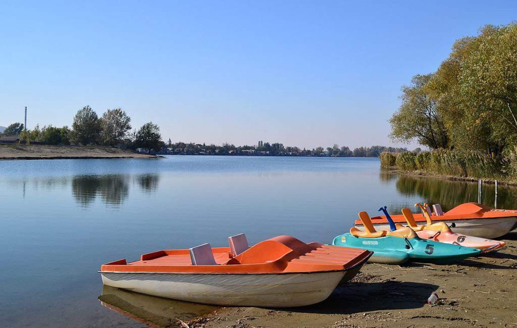 palatinus tó lake