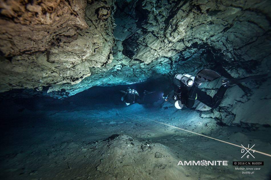 Molnár János Cave Budapest