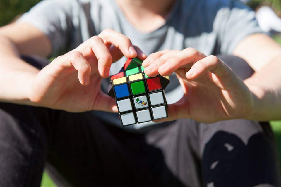 rubic's cube Rubik Ernő