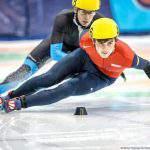 American speedskater star switching allegiance to Hungary