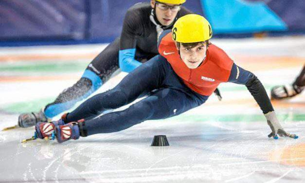 American speedskater star switching allegiance to Hungary