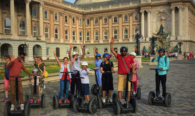Budapest downtown district to ban Segways, other e-vehicles from pavements