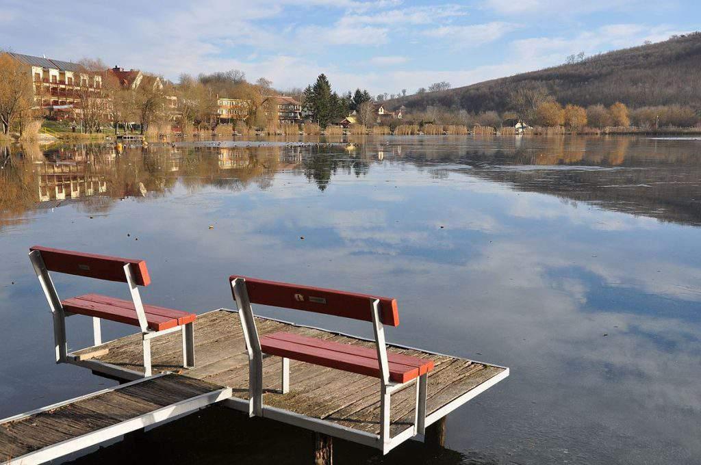 bánki tó lake