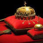 holy crown hungary saint stephen korona szent istván