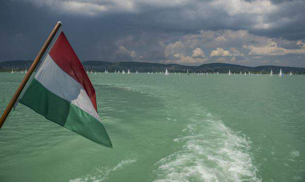 Set sails on Lake Balaton – the new season has begun
