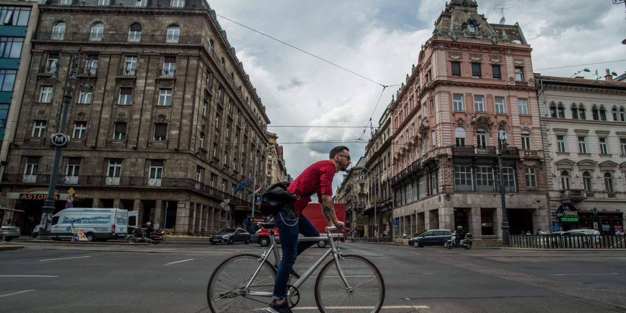 Budapest to join European Mobility Week, hold car-free day