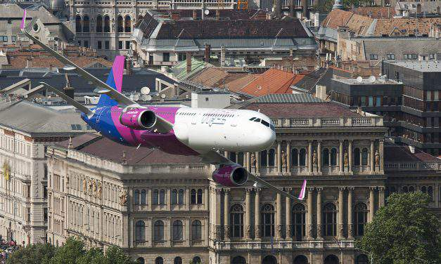 Wizz Air's expansion in Europe reaches a new record!