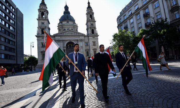 Jobbik re-submits constitutional amendment