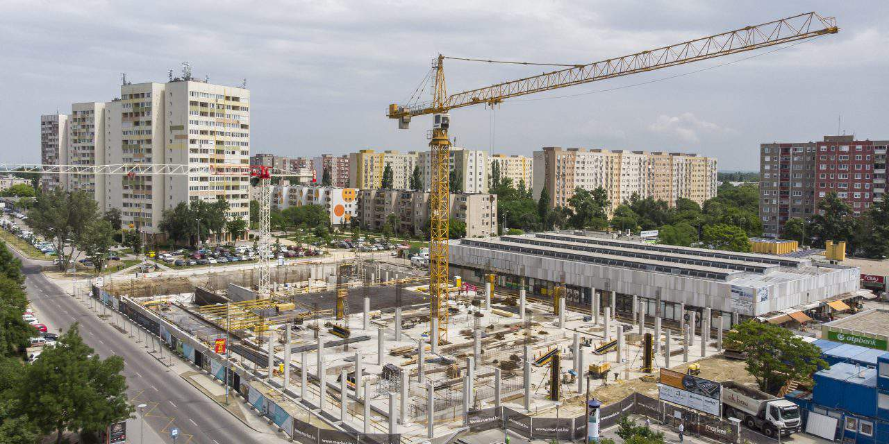 Hungary's construction sector output growth slows sharply