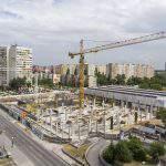 hungary construction Budapest