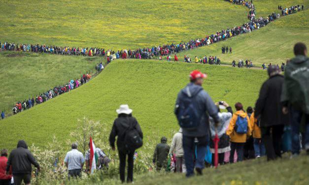 Hungarian El Caminos, Pilgrim routes in Hungary