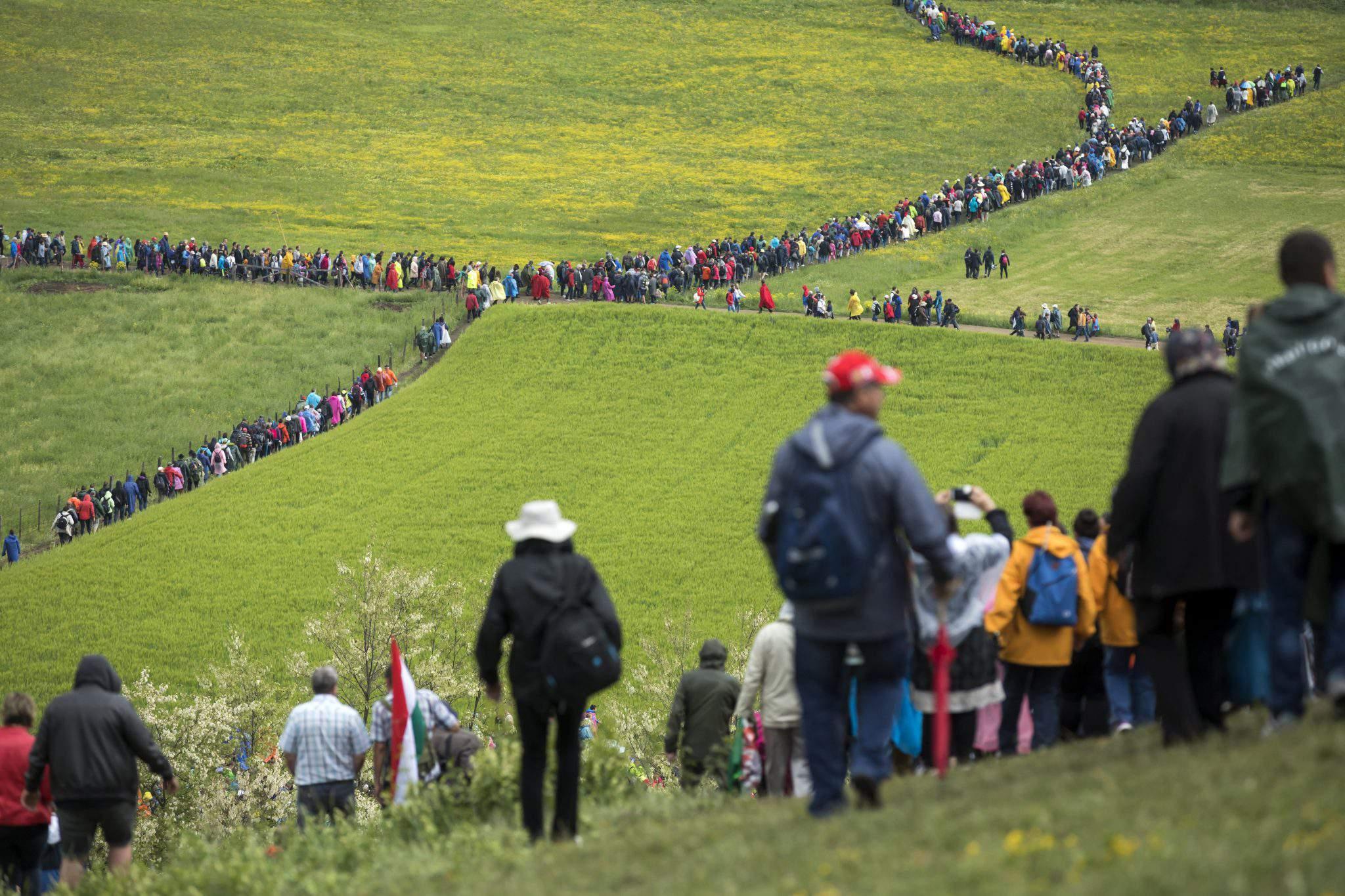 Csíksomlyó pilgrimage/búcsú 2018