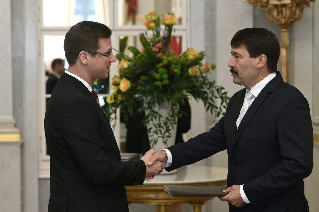 Gergely Gulyás - Minister of Prime Minister's Office