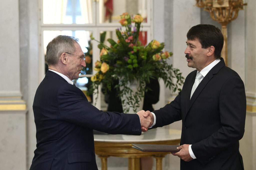 Intinterior minister Hungary Sándor Pintér