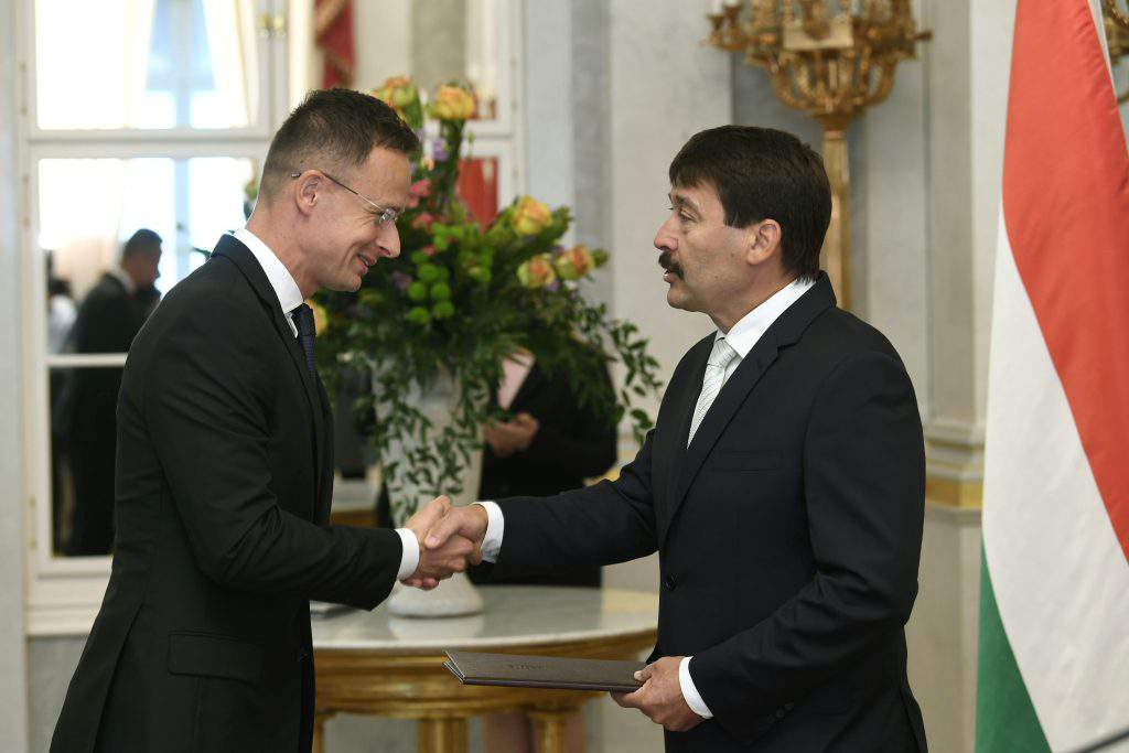 Péter Szijjártó - Foreign affairs and trade minister
