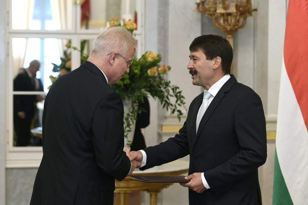 László Trócsányi - justice minister