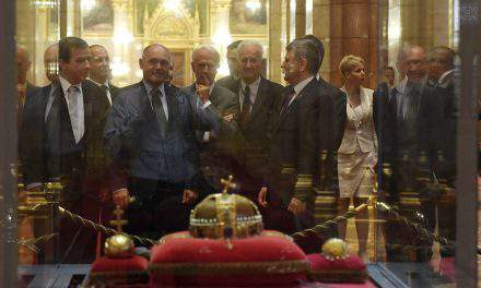 President Wolfgang Sobotka of the Austrian National Council held talks in Hungary