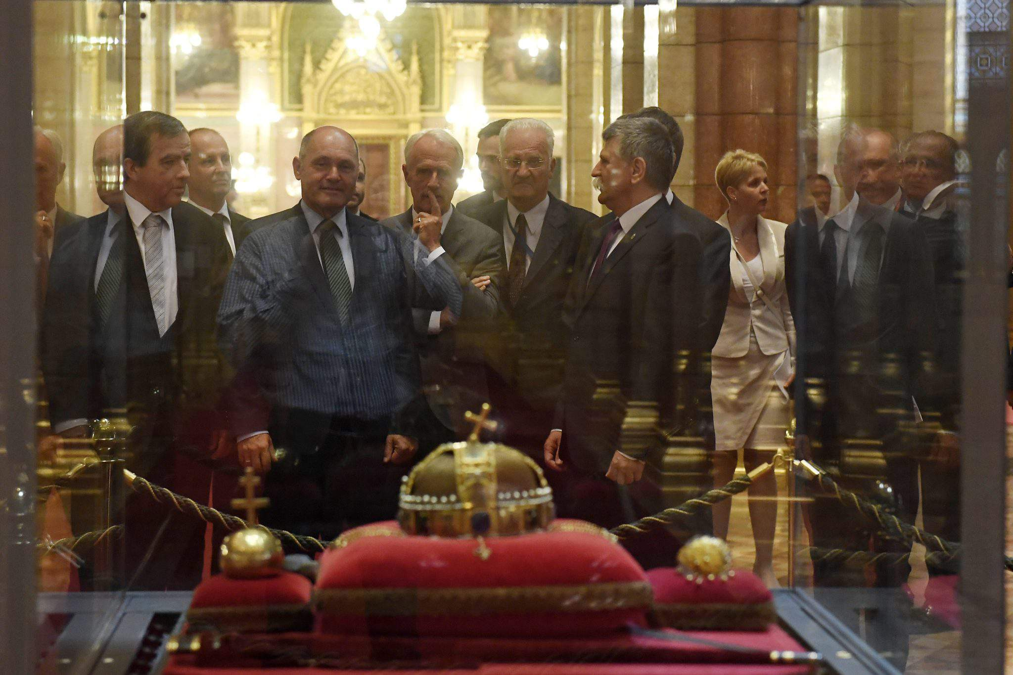 Sobotka Austria Hungarian Parliament