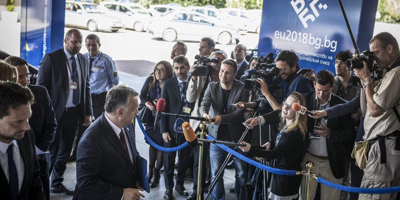 EU-W Balkans summit in Sofia – Orbán meets conservative party leaders