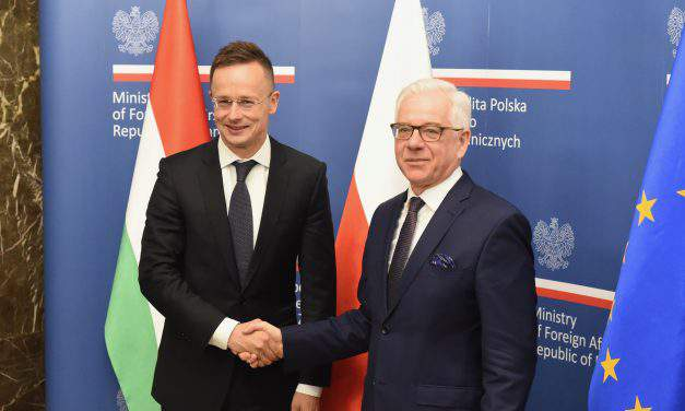 Poland and Hungary want a strong Europe, says Hungarian FM