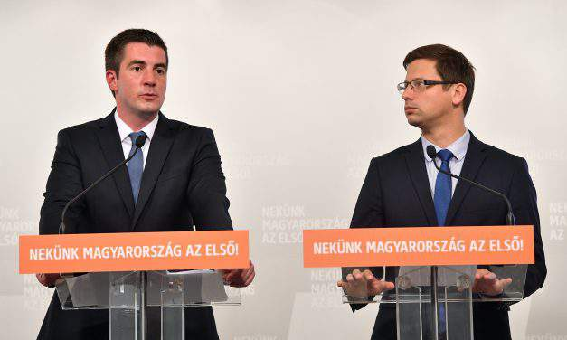 Fidesz elects Máte Kocsis parliamentary group leader