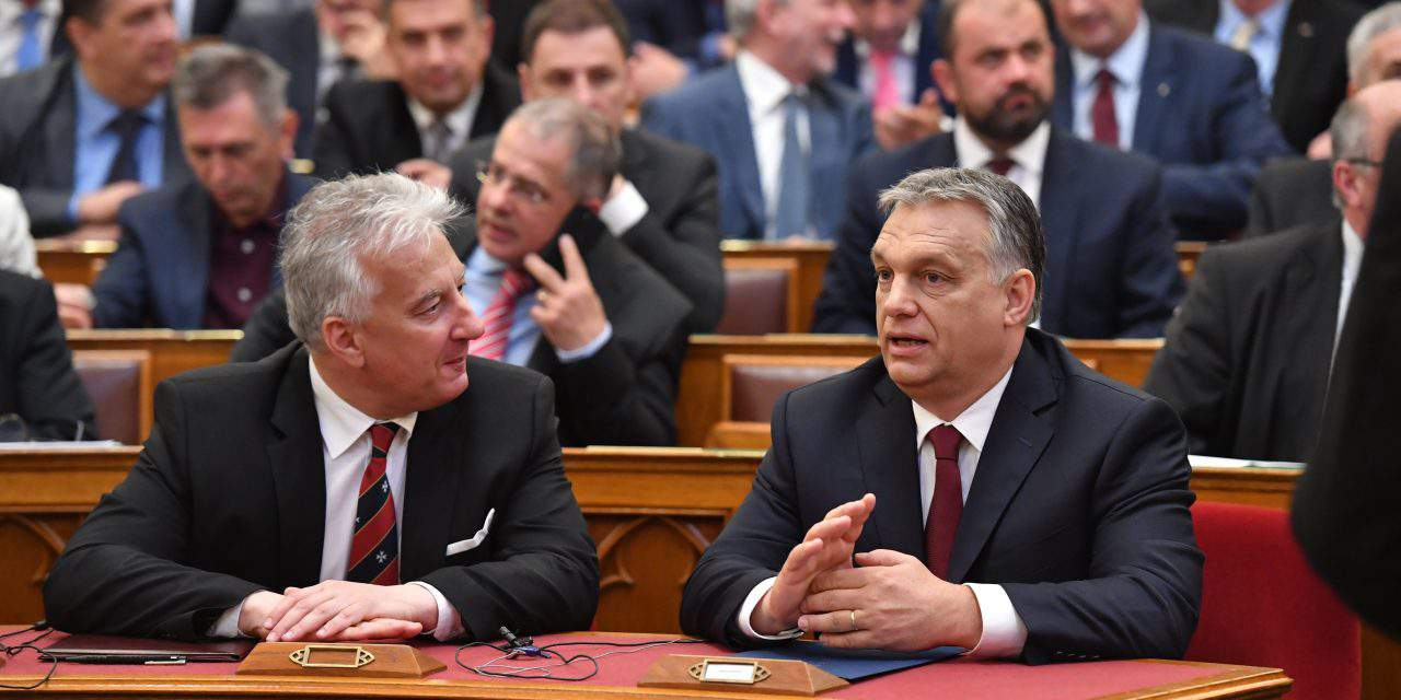 Socialists: Orbán forms anti-European government