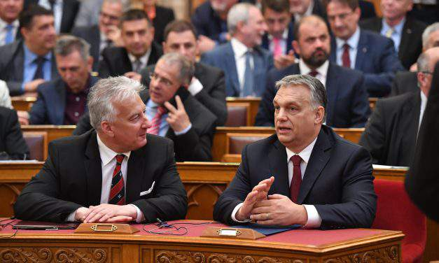 "Orbán cabinet to submit ""Stop Soros"" package to parliament"