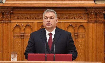 Orban: State's duty to act against organisers of migration – Interview