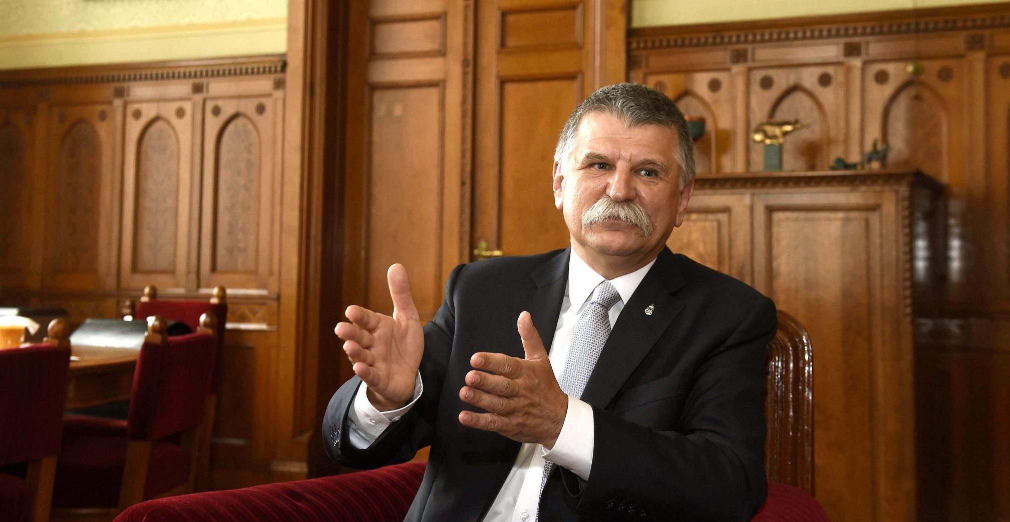 House Speaker Hungary László Kövér