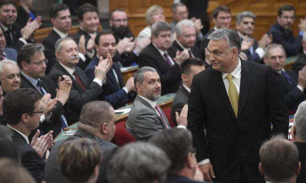 Orbán's new government to work with 10 ministries