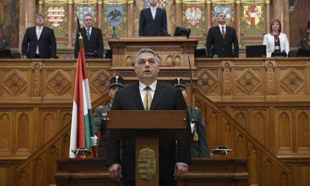 Hungary's new parliament re-elected Viktor Orbán as prime minister