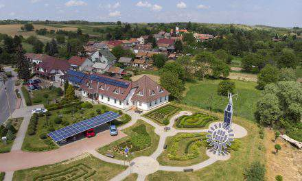 Hungarian wonder village impressed Africa as well