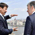 Hungarian president Áder discusses economic cooperation with Colombian counterpart