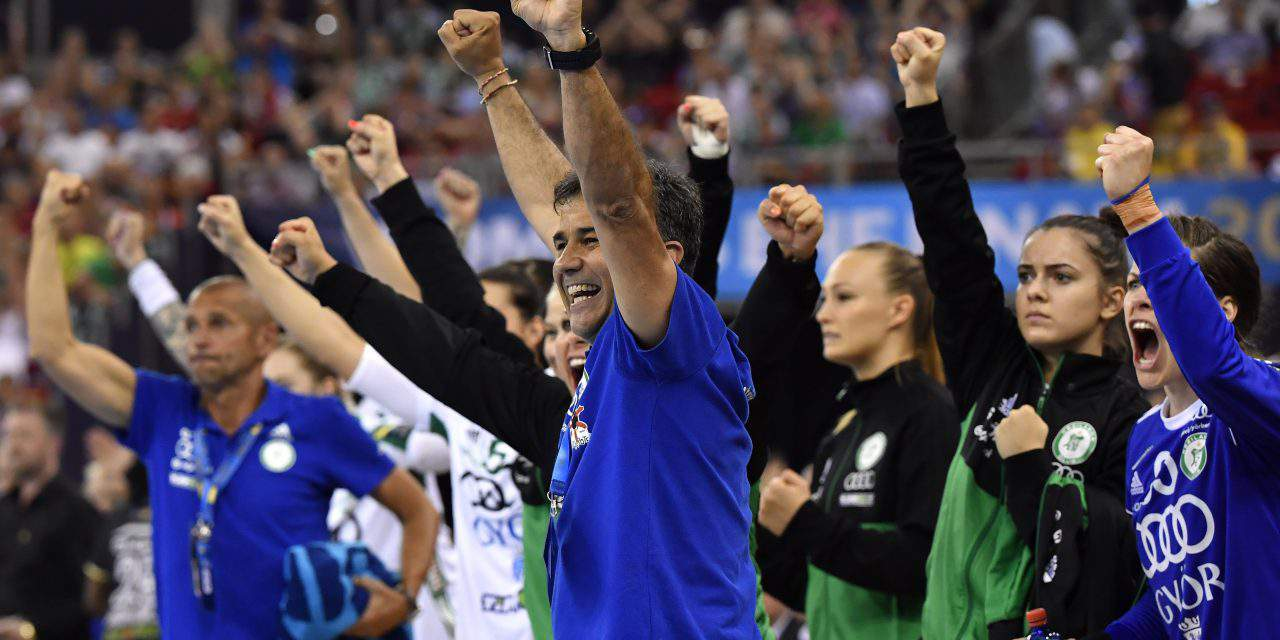 Handball: Flawless defence leads Győr to 3rd consecutive final