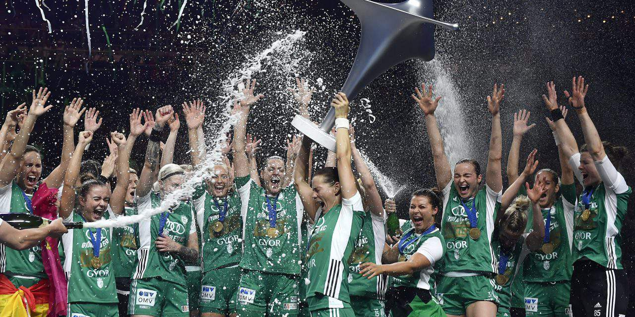Amazing! Győr become first to defend FinalFour title! – VIDEO, PHOTOS