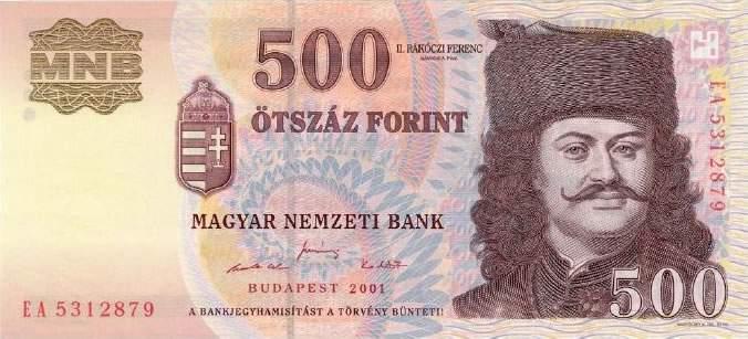 500 forint