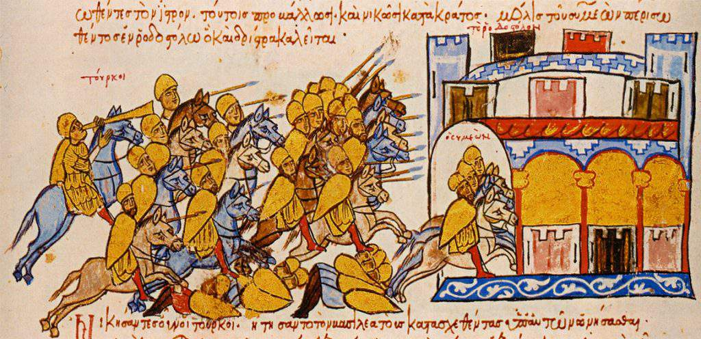 hungarian simeon bulgarian byzantine