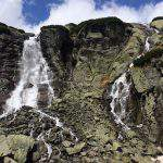 Skok waterfall Slovakia nature