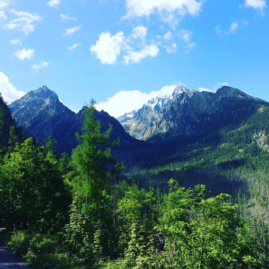 High Tatras, nature, Slovakia, mountain