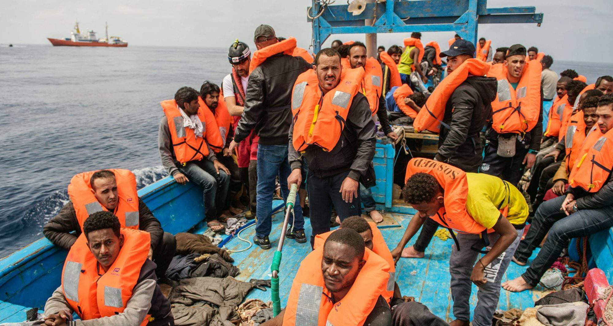 Lybia migration africa