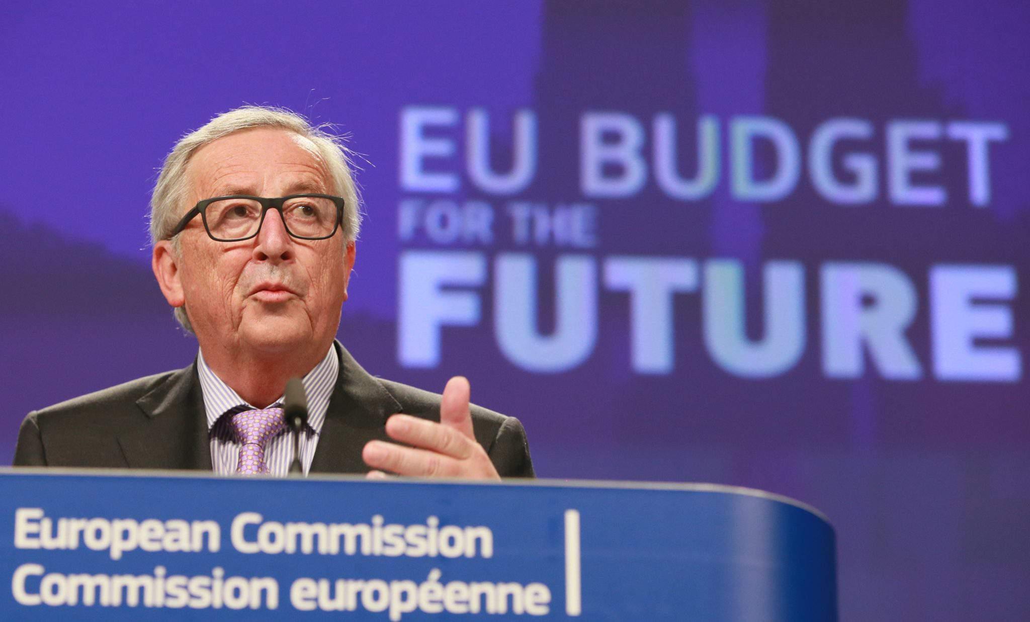Jean-Clude Juncker EC