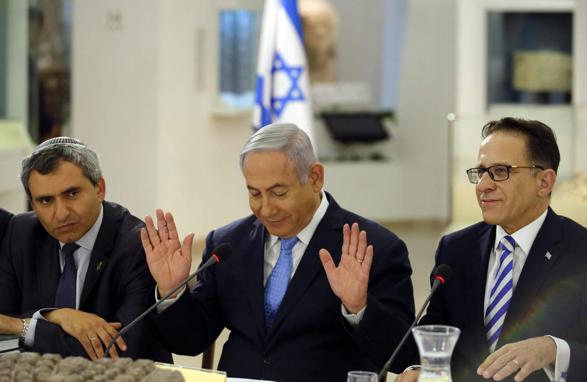 Benjámin Netanjahu Israel