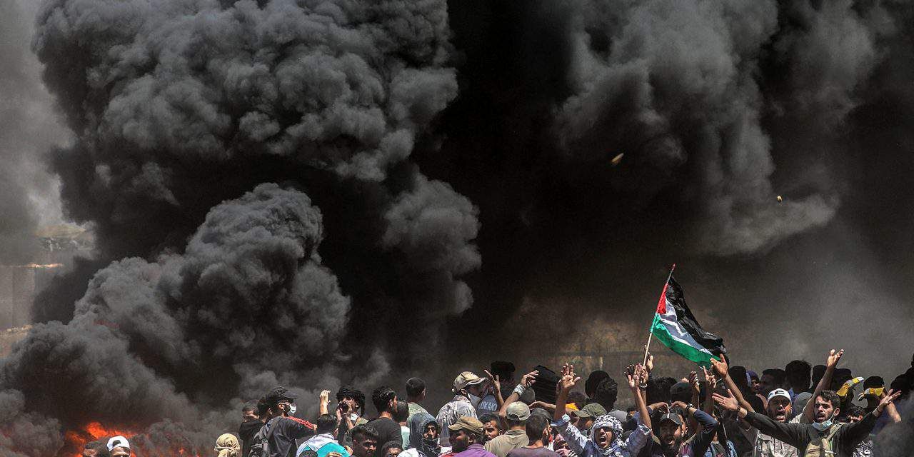Clashes in Gaza: Conflict legitimized by irresponsible Hungarian foreign ministry, says Jobbik