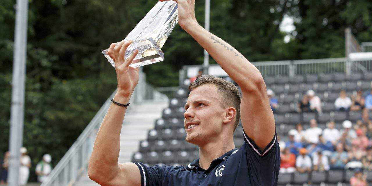 Amazing! Hungarian win at the ATP Tennis World Tour after 36 years