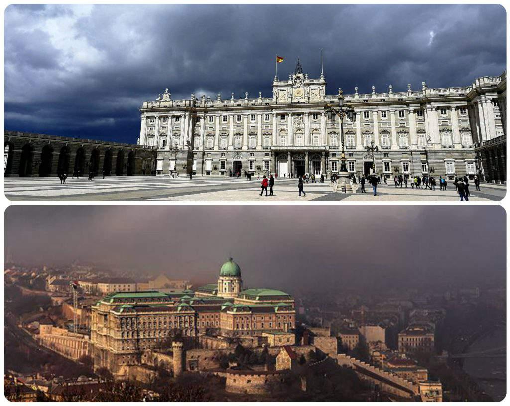 Madrid Budapest