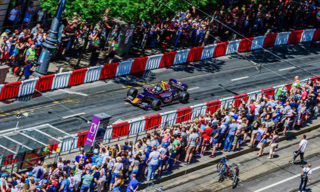 This is how Great Race VI blew up Budapest – The fiesta of air acrobats and roaring motors – PHOTO GALLERY