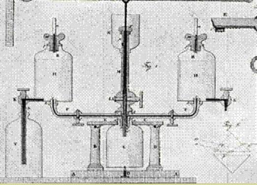 soda water machine Ányos Jedlik