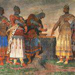 Mythical blood oath – this is what the leaders of the 7 Hungarian tribes said
