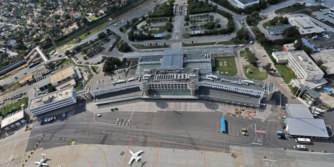 Budapest Airport wins award for most remarkable expansion!